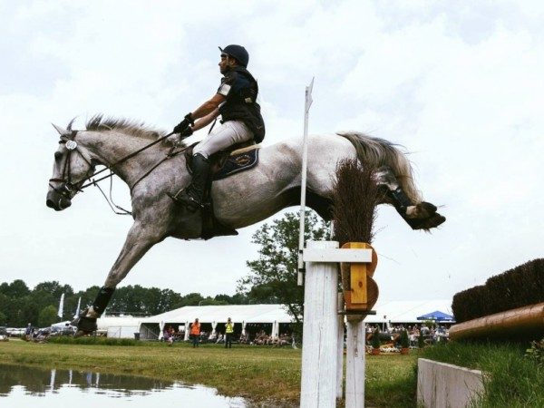 Eventing - Start to Cross! - AFGELAST